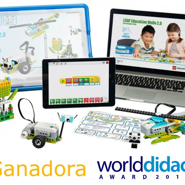 SET BÀSIC LEGO EDUCATION WEDO 2.0 BLUETOOTH